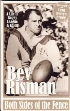 BEV RISMAN - 'Both Sides of the Fence'.
